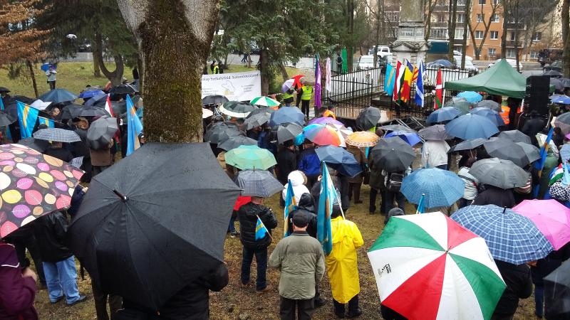 Székely szabadság napja – Párbeszédet követeltek Székelyföld státuszáról petíciójukban a tüntetők
