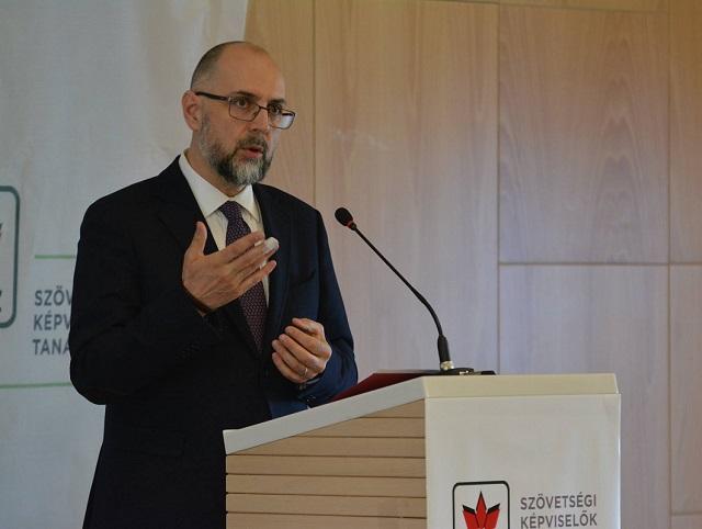 Kelemen Hunor: Egyetlen szövetségesünk van, a magyarság