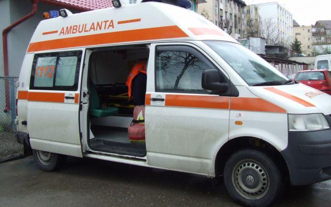 Meghalt egy férfi a bukaresti törvényszék épületében, miután lezuhant a negyedik emeletről