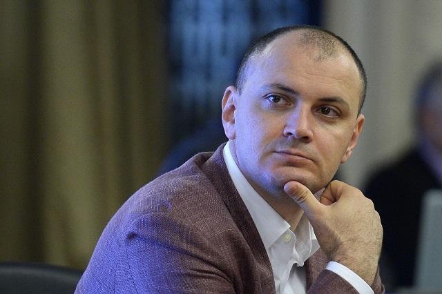 Őrizetbe vette a rendőrség Belgrádban Sebastian Ghiţă volt képviselőt