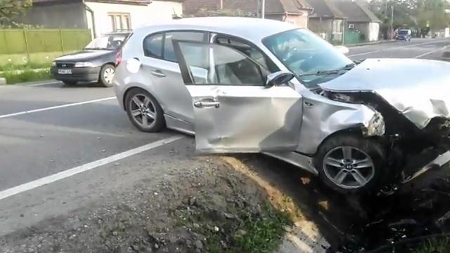 Súlyos baleset történt szombat délután Ernyében