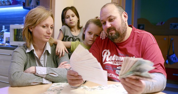 Románia költi a legkevesebbet a családi pótlékokra az EU-ban