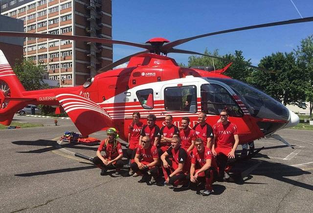 Helikopteres bevetésekre képeznek ki Marosvásárhelyen 100 hegyi mentőt