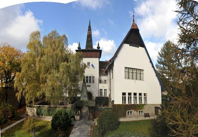 Az EU forrásaiból újítják fel a sepsiszentgyörgyi Székely Nemzeti Múzeumot
