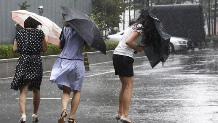 Esőre és viharokra kell számítani kedd estig az ország nyugati felében