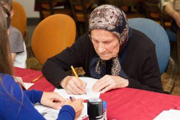 Harmadszor lesz magyar állampolgár egy 99 éves székelyföldi asszony