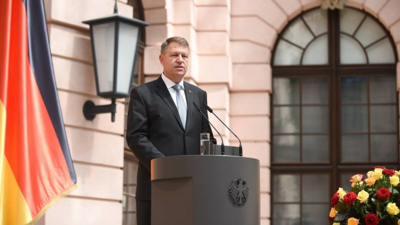 Megszólalt Iohannis és olyant mondott, aminek az erdélyi magyarok nagyon nem fognak örülni
