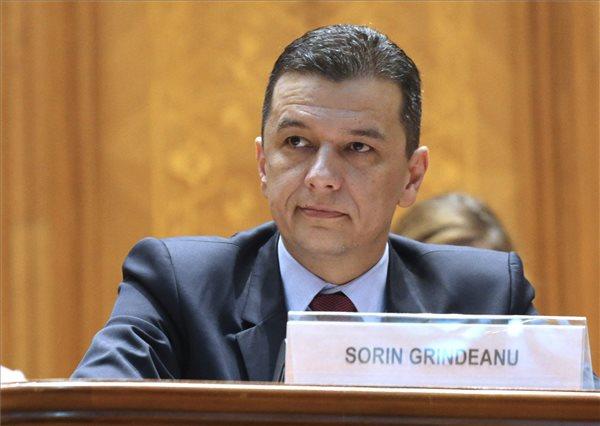 Leváltotta a román parlament Sorin Grindeanu kormányfőt