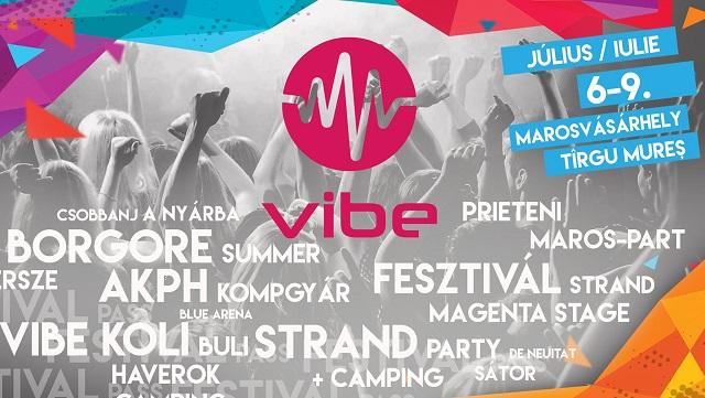 Felpörgött a VIBE Fesztivál: napijegyeket, csoportos kedvezményt és új fellépőket jelentettek be