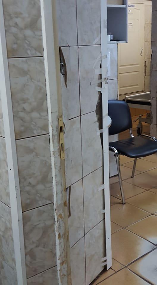 Katasztrofális állapotban van a Szászrégeni Kórház