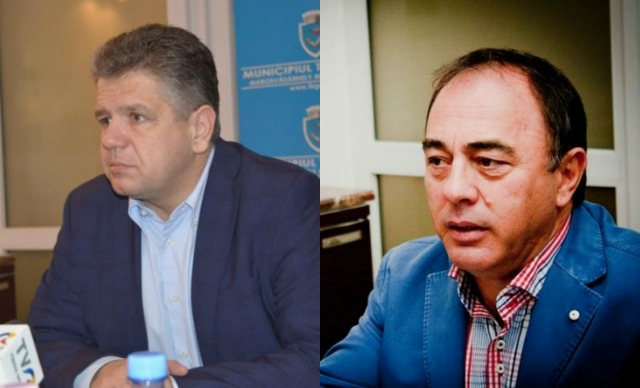 Vádat emelt a DNA Dorin Florea polgármester és Sergiu Claudiu Maior volt alpolgármester ellen