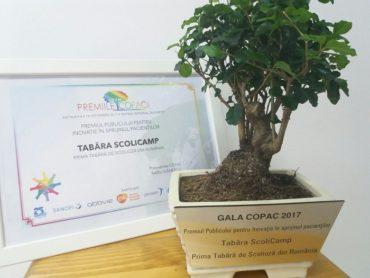 Országos elismerést nyert a Marosvásárhelyen megszervezett ScoliCamp – az első skoliózis tábor Romániában
