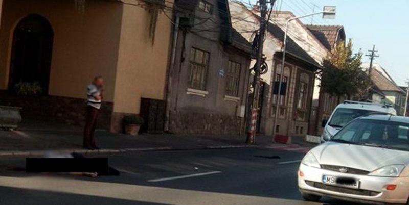 Halálos gázolás péntek reggel a Dózsa György utcában