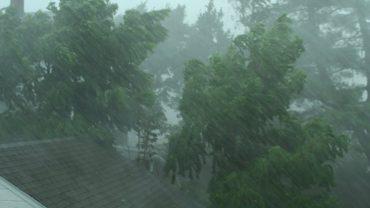 Hargita és Maros megyében záporok, erős szél várható, jégeső is előfordulhat