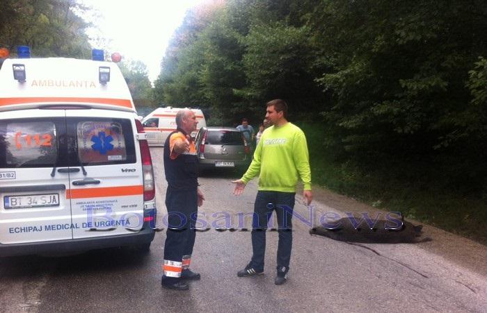 Orvvadászattal vádolnak egy mentősofőrt miután elgázolt egy vaddisznót