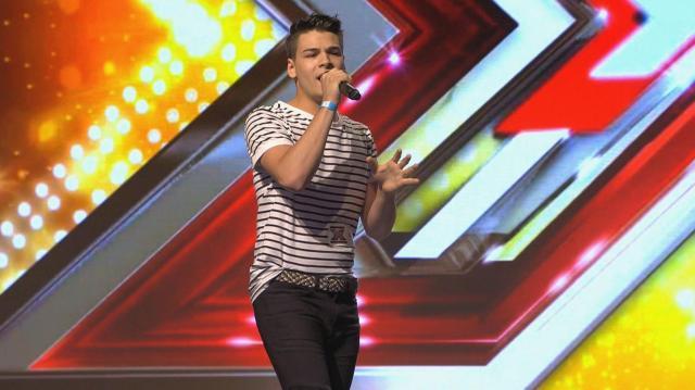 X-Faktor: 4 igennel jutott tovább a marosvásárhelyi énekes