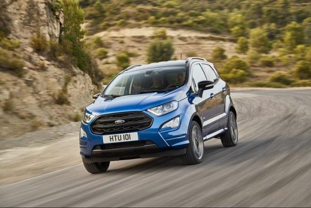 A Ford craiovai gyárában elkezdték az új SUV EcoSport modell gyártását