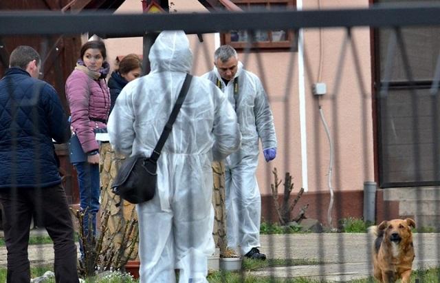 Gyilkosság Apán: A megölt házaspár 33 éves fia a fő gyanúsított; letartóztatták