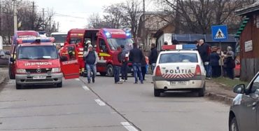 5 gyereket ütött el egy buszmegállóban egy személygépkocsi sofőrje