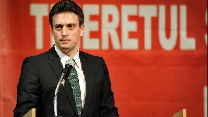 Bepereli Liviu Dragnea PSD-elnököt Cătălin Ivan europarlamenti képviselő