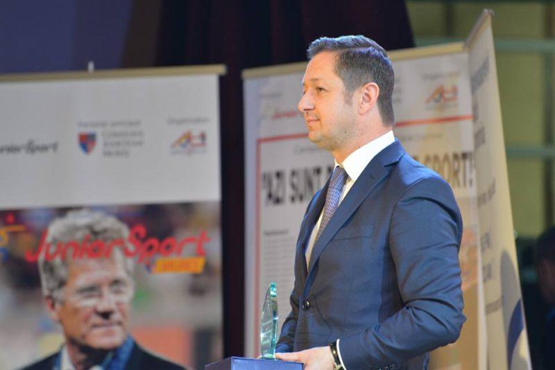 Marius Dunca: Prioritás az ifjúsági és sportminisztérium számára a marosvásárhelyi jégcsarnok befejezése
