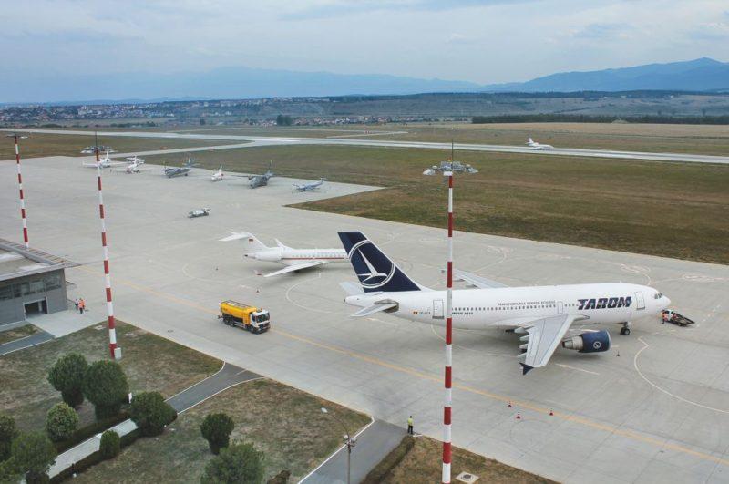 Madárral ütközött a Bécsből Nagyszebenbe érkező repülőgép – törölték a visszafelé induló járatot