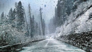 Havazott az éjszaka a Bucsin-tetőn