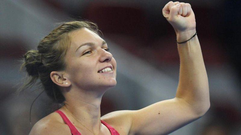 Simona Halep karrierje során először bejutott az Australian Open döntőjébe