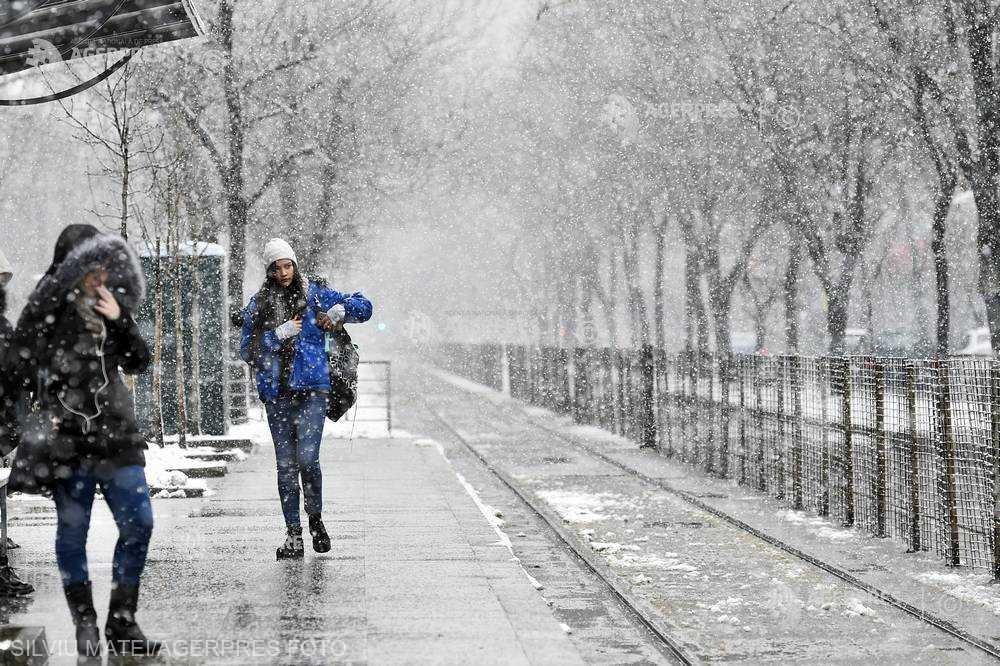 Kiadós havazásra figyelmeztetnek a meteorológusok!