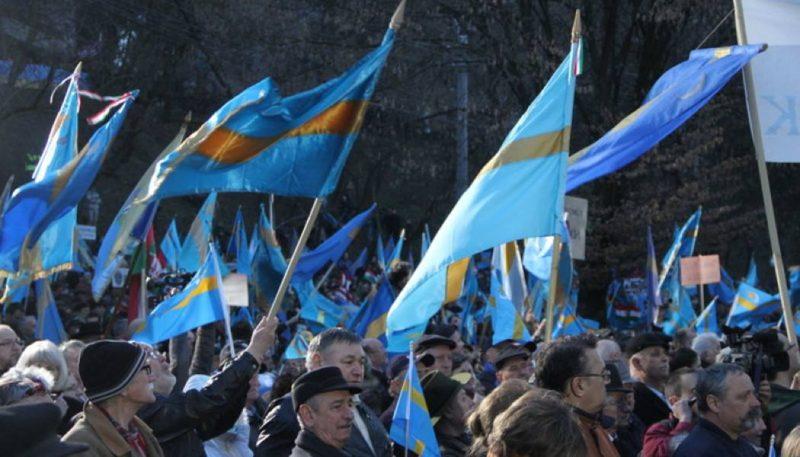 A Székely Nemzeti Tanács felvonulni hívja Marosvásárhelyre híveit