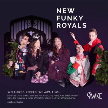 A New Funky Royals az Awake idei témája