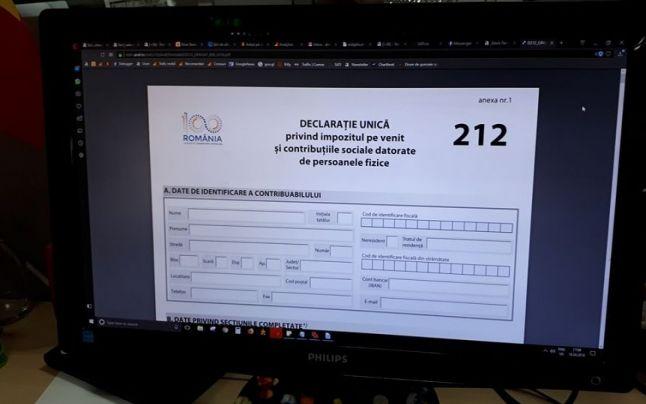 Online is benyújtható már az egységes adóbevallási nyilatkozat