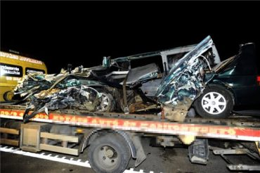 Élőben közvetítette a magyarországi balesetet a Maros megyei kisbusz sofőrje az egyik közösségi portálon