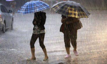 További esőzésekre számíthatunk a következő két hétben