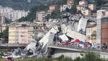 Két román állampolgárságú halálos áldozata is van a genovai hídomlásnak