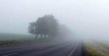 Ködös a péntek reggel Hargita megye több településén