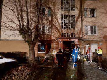 Visszatérhet otthonába a lakók nagy része a robbanás sújtotta marosvásárhelyi panelházban
