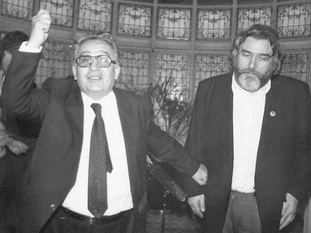 Elhunyt Hajdu Győző, a Ceaușescu-diktatúra magyar kiszolgálója